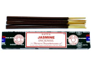Jasmine - Satya Incense Sticks (15g)